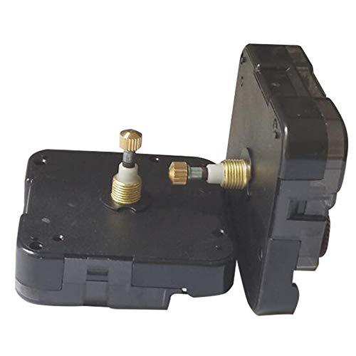 Mute 12888 Mechanism Quartz Clock Movement Kit with Long Hands 50pcs/Lot