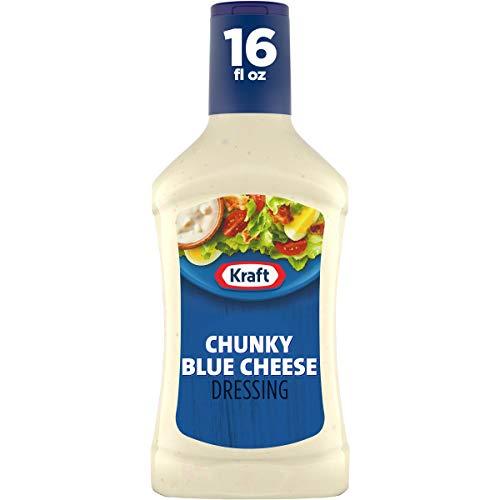 Kraft Chunky Blue Cheese Salad Dressing (16 fl oz Bottle)