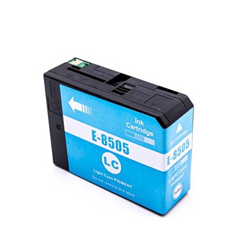 vhbw Druckerpatrone Tintenpatrone Light Cyan passend für Epson SureColor SC-P800
