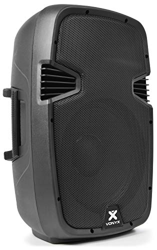 Vonyx SPJ-1200ABT MP3 Altavoz Activo Hi-End BT 12' 300W Bluetooth USB SD MP3