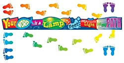 Your Word Is a Lamp Bulletin Board Set