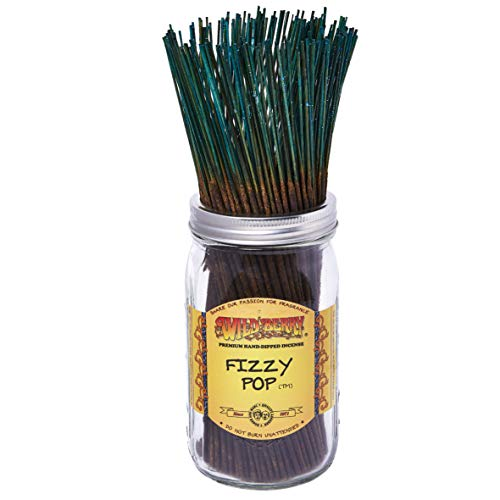 1 X Fizzy Pop - 100 Wildberry Incense Sticks