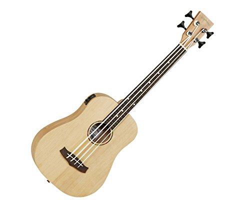 Tanglewood TWR-B-E-FR bajo Fretless acústico guitarra de