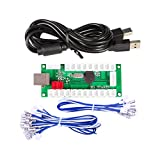 EG STARTS Ritardo zero Arcade USB Encoder per PC Joystick Per Arcade Kit Mame & Raspberry Pi Retropie Progetti
