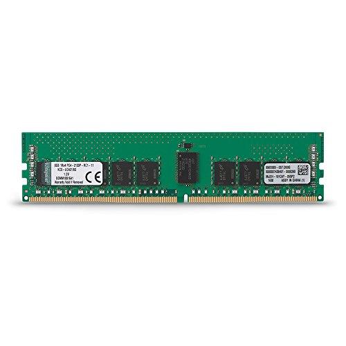『キングストン Kingston Cisco UCS 用増設メモリ DDR4-2133(PC4-17000) 8GB ECC Registered DIMM KCS-UC421/8G 永久保証』のトップ画像