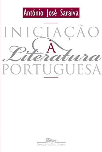 Iniciação à literatura portuguesa