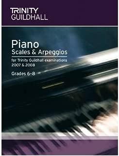 Piano Scales & Arpeggios Grades 6-8 (Trinity Guildhall Scales & Arpeggios) (Sheet music) - Common