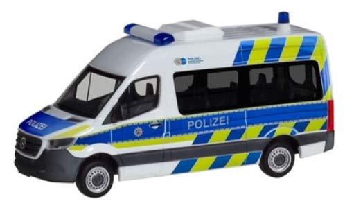 Mercedes Sprinter Bus HD, Polizei NRW , 2013, Modellauto, Fertigmodell, Herpa 1:87