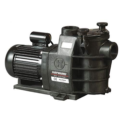 Hayward - sp2816xe221 - Pompe à Filtration 1.5 CV, 15m3/h Mono Max flo