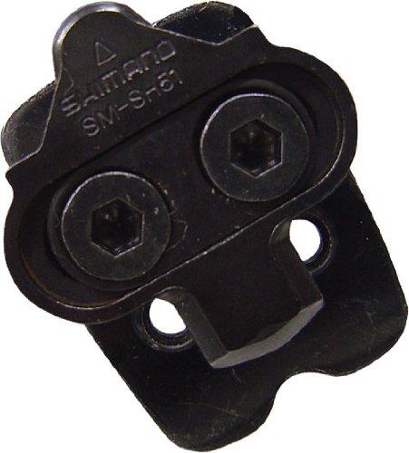 Shimano Schuhplatten SMSH51 - Pedales para bicicletas ( ultegra, acero ) , color negro