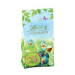Idea Regalo - Lindt Lindt Bag Ovetti Gold Bunny Fiordilatte, 180 G - 180 g
