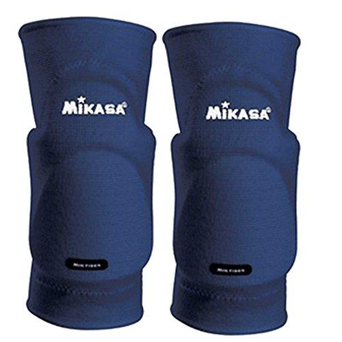 Mikasa Kobe Knieschoner für Erwachsene Gr. S Regulär, blau