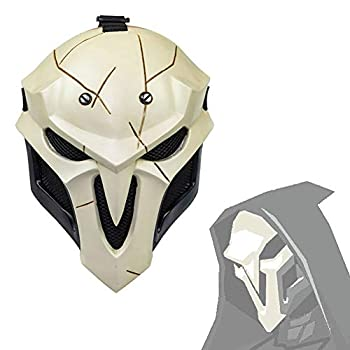 Halloween Mask Overwatch Reaper Gabriel Reyes Cosplay Mask Game Anime Costume Accessory Prop | Official Licensed