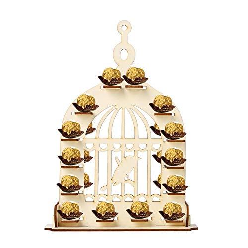 iBàste Expositor de chocolate para bodas