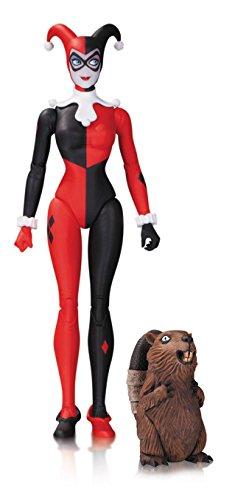 Dc Collectibles DC Comics Batman: Figura Harley Quinn Castor a. Castor