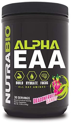 NutraBio Alpha EAA (30 Servings)