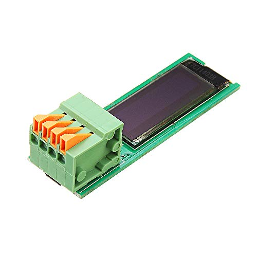 ROUHO Dc 3-12V 3A Power Test Table Power Meter Modul Spannungsstrom Tester Mikro-Amp Tabelle