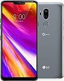 LG G7 ThinQ G710 64GB Unlocked GSM Phone w/Dual 16MP Camera's - New Platinum Gray (Renewed)
