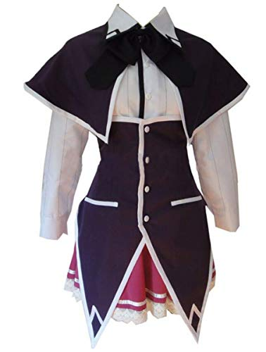 Nsoking High School DxD Hero Rias Gremory Cosplay Costume Uniform Outfit (Small