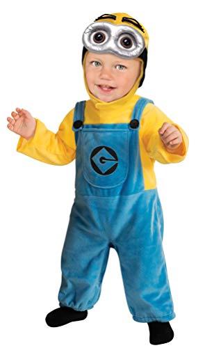 Rubie's 3886672 - Minion Dave - Toddler, Verkleiden und Kostüm