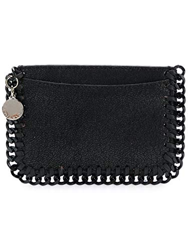 Luxury Fashion | Stella Mccartney Dames 371371W81801000 Zwart Polyester Portemonnees | Herfst-winter 19