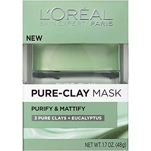 L'Oreal Purify & Mattify Pure-Clay Mask