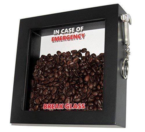 Geburtstag/Weihnachten Im Falle eines Notfalls Break Glass Gift Box. 3D-Rahmen