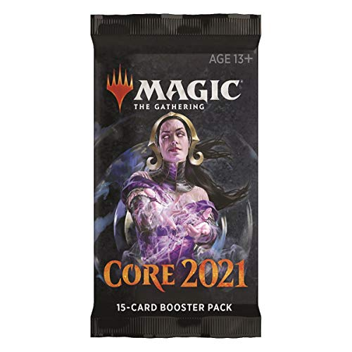 MTG Core Set 2021 Draft Booster Pack Englisch, Magic: The Gathering