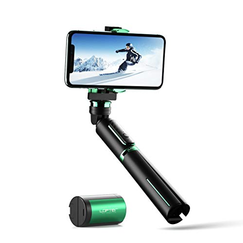 LOFTer Gimbal Stabilizer for Smartphones, Tripod Stand Gimbal with Magnetic...