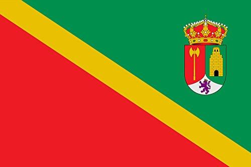 magFlags Bandera Large Tiene Forma Rectangular | Bandera Paisaje | 1.35m² | 90x150cm