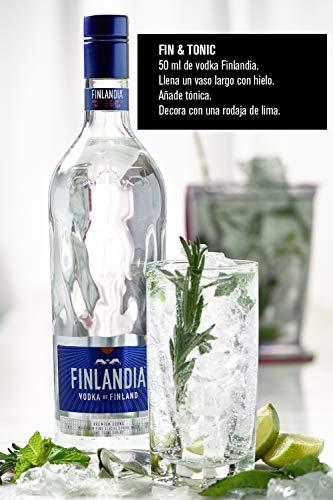 Finlandia Vodka - 40% Vol. (1 x 0.7 l)/Reinheit, purer Geschmack und Qualität auf ganz natürliche Weise. - 2