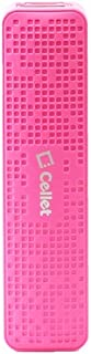2000Ma Portable Auxiliary Power Bank Pink Compatible with BlackBerry Q5