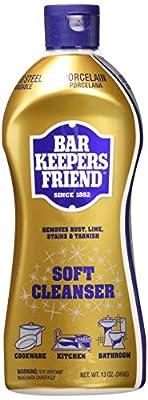 Bar Keepers Friend Soft Cleanser Premixed Formula   13 Oz   (1 Pack)