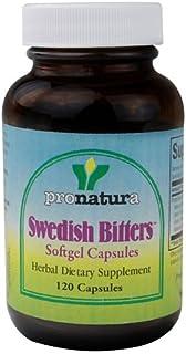 Pronatura Swedish Bitters, 120 Count