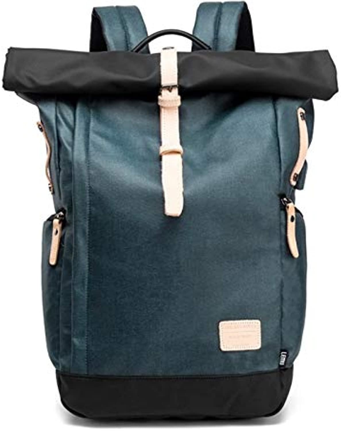 Casual Backpack Male Outdoor Travel Backpack MultiFunction Oxford Computer Bag LargeCapacity Backpack