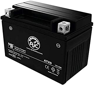 Yamaha Raptor 700R ATV Replacement Battery (2006-2016) - This is an AJC Brand Replacement