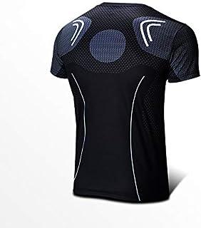 قميص رياضي سوبر هيرو ايرون مان للرجال M