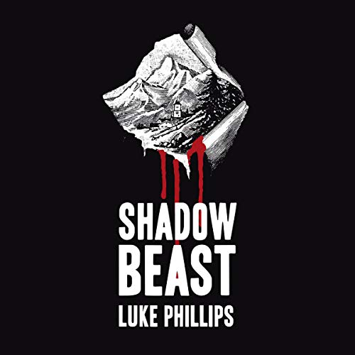 Shadow Beast audiobook cover art