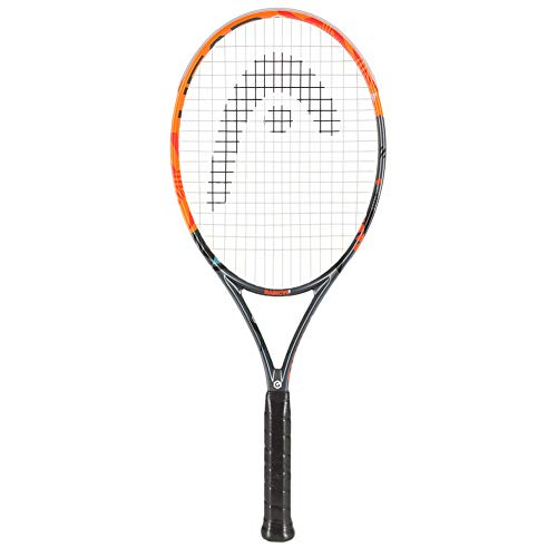 Head Schläger Graphene XT Radical S Raqueta de Tenis, Unisex, Naranja/Negro/Rojo, 20