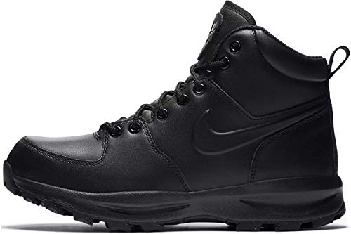 Nike Manoa Leather, Men's Trail Running Shoe, - - noir, 6 UK (40 EU)