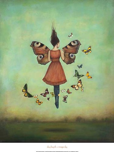 Imago Sky Poster Print by Duy Huynh (24 x 32)