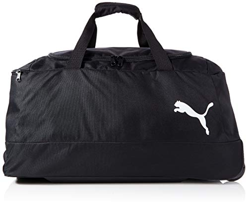 PUMA Pro Training II M Wheel Bag Sporttasche, Black, UA