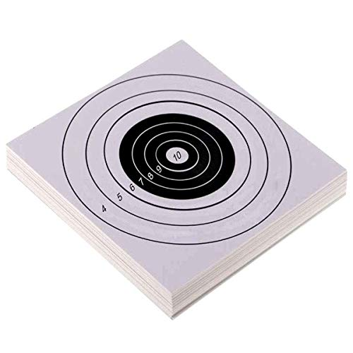 YouOK Air Shot Paper Targets - 8.5 by 8.7 - Fits Gamo Cone...