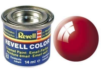 REVELL Farbe feuerrot, glänzend (31)