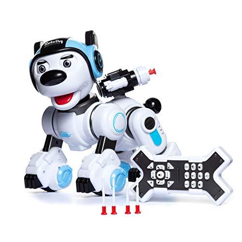 Juguetrónica- Robodog - Perro Robot para Niños Interactivo