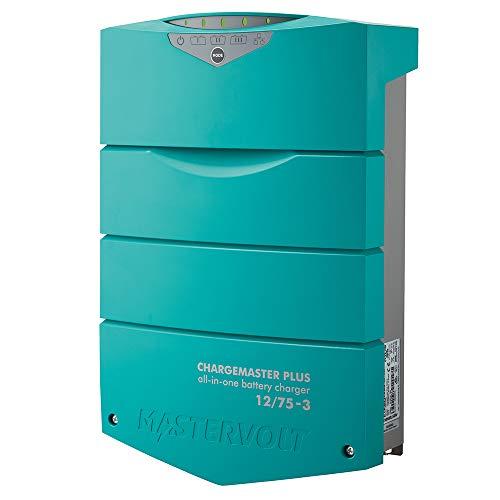 Mastervolt ChargeMaster Plus Batterieladegerät Modell 12/75-3