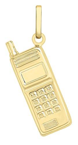 Carissima Gold Damen Charm 9 Karat (375) Gelbgold 1.61.4093