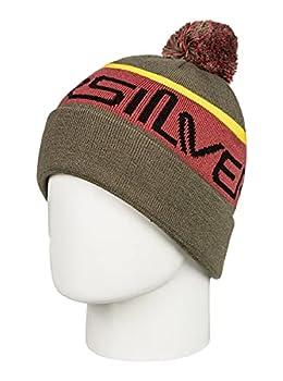 Quiksilver? Summit - Bonnet - Homme - One Size - Marron_
