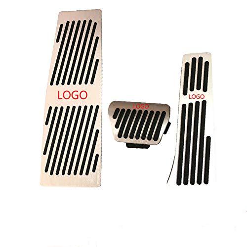 JXSMQC Accesorios de decoración de automóviles, Forma de Pedal de Acelerador.para BMW...