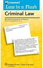 Law in a Flash Criminal Law byEmanuel